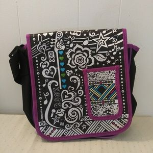 My Look girls color it yourself purse
